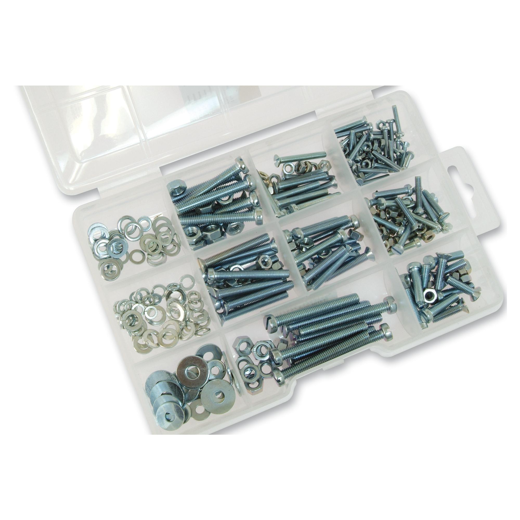 10X M8x60 Sechskantschrauben 8.8 mit Gewinde bis Kopf galv verzinkt DIN 933//ISO 4017 M8 x 60 10 St/ück