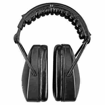Kapselgehörschutz 30 dB schwarz Einheitsgröße