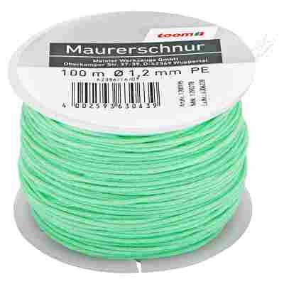 Maurerschnur grün 100 m