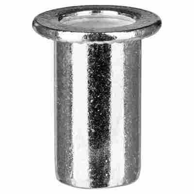 toom Nietmuttern Aluminium M4 20 Stück