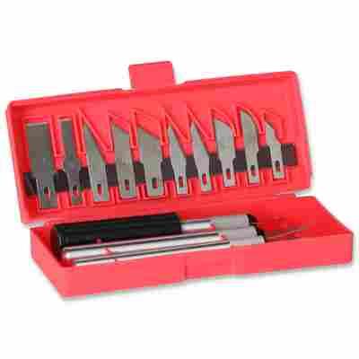 Präzisionsmesser-Set 16-teilig
