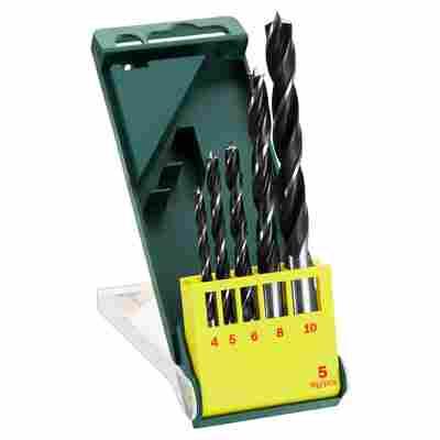 Bosch Holzspiralbohrer-Set 5-teilig Ø 4-10 mm