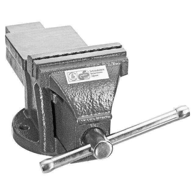 B1 Schraubstock 100 mm ǀ toom Baumarkt