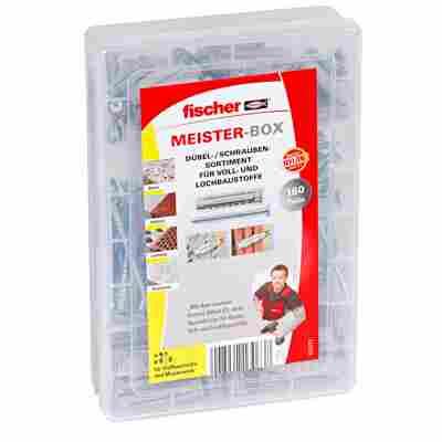 fischer Meister-Box SX mit Schrauben