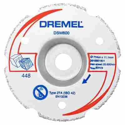 Mehrzwecktrennscheibe DSM 20 silbern