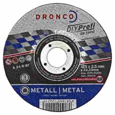 Trennscheibe für Metall