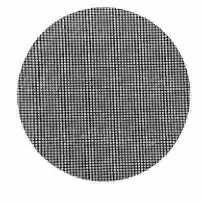 Haft-Gitterleinen C220 Ø 225 mm 5 Stück