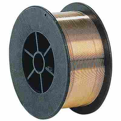 Schweiß-Draht 0,6mm / 0,8kg /Stahl
