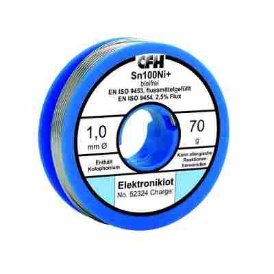 Elektoniklot bleifrei EL 324 70 g