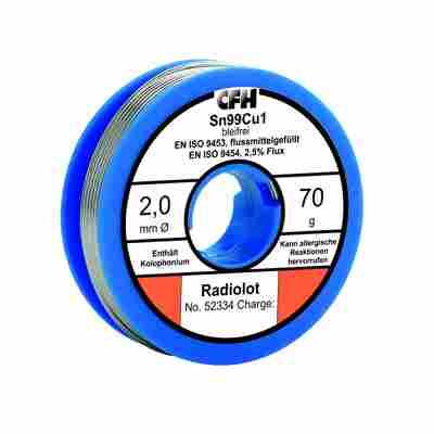 Radiolot bleifrei RL 334 70 g