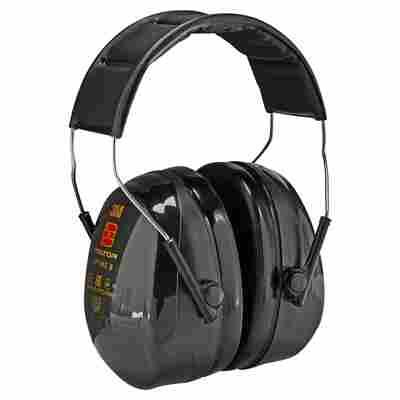 Kapselgehörschützer schwarz 105 dB