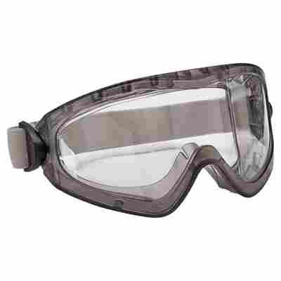 Vollsichtbrille 2890 klar grau/transparent