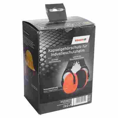 Kapselgehörschutz für Industrieschutzhelm 27 dB
