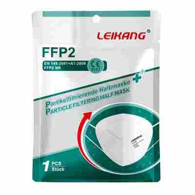FFP2-Atemschutzmaske, 1 Stück