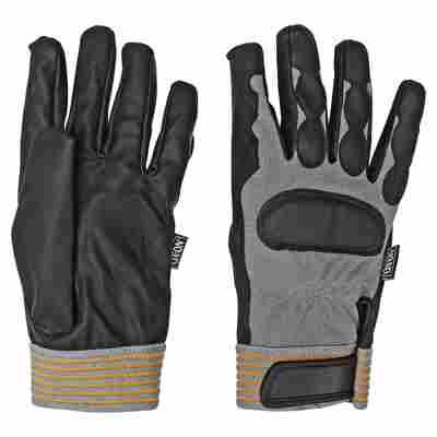 "SB-Handschuhe ""X-streme 3"" grau/schwarz Gr. 9"