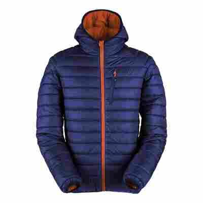 Steppjacke 'Thermic' blau/orange