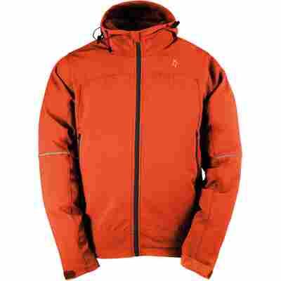 Softshell-Jacke 'Tech' orange XXL