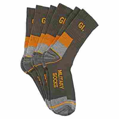 "Socken ""GI"" Gr. 43/46 3 Paar"