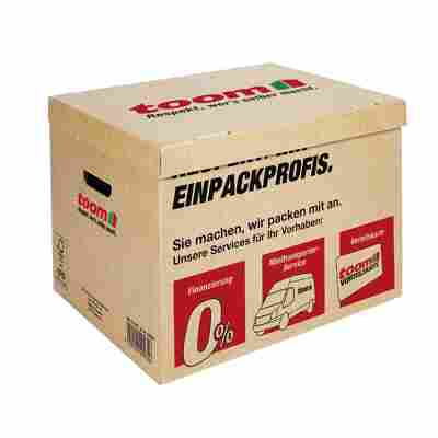 Archivbox 40,6 x 32,2 x 29 cm, 15 kg