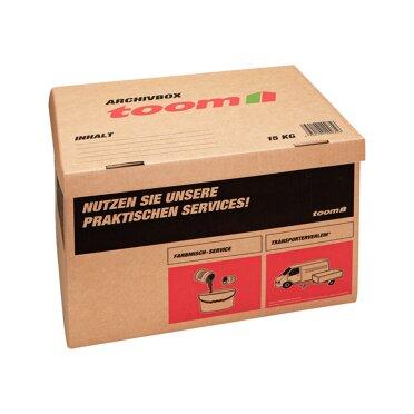 Archivbox 406 X 322 29 Cm 15 Kg