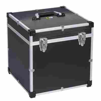 AluPlus universal Gerätekiste 'ToolBox 14' schwarz 36 x 38 x 39,5 cm
