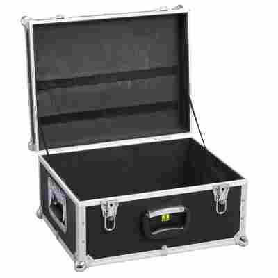 AluPlus Gerätekiste 'ToolBox 18' schwarz 46,5 x 37,5 x 25,5 cm