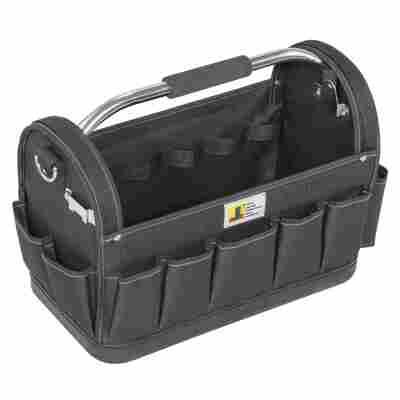 McPlus 'Bag C 18-1' schwarz/silber