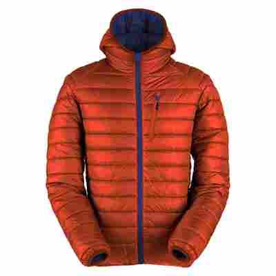 Steppjacke 'Thermic' orange