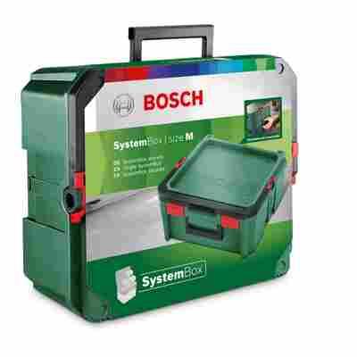 Einzelne SystemBox grün 34,3 x 39,1 x 17,1 cm