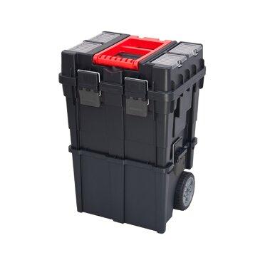 Bauhaus Baumarkt Weihnachtsbeleuchtung.Werkzeug Rollbox Hd Wheelbox Compact Logic 64 5 Cm