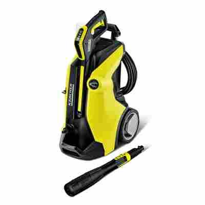 Hochdruckreiniger 'K7 Full Control Plus' schwarz/gelb