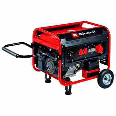 Benzin-Stromerzeuger 'TC-PG 55/E5'