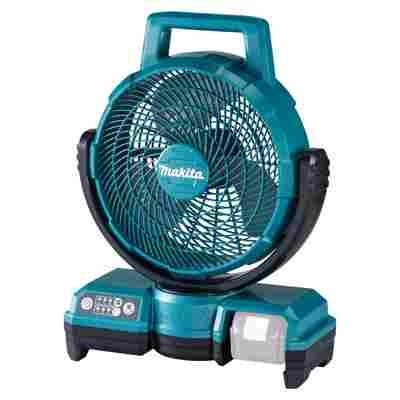 Akku-Ventilator 'DCF203Z' ohne Akku, blau/schwarz, Ø 23,5 cm