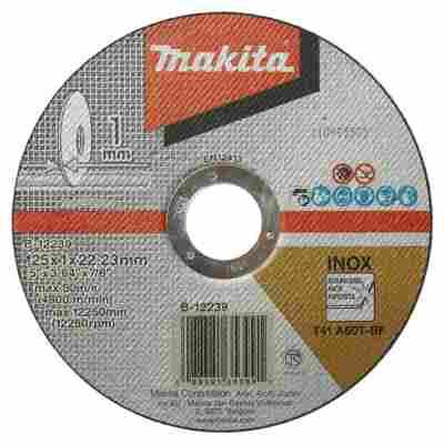 Diamanttrennscheiben 'Inox' Ø 125 x 1 mm, 10 Stück