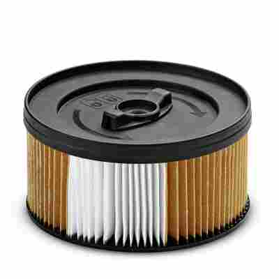 Nano-beschichteter Patronenfilter für Mehrzwecksauger WD 4 bis WD 5