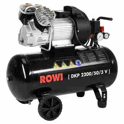 Kolbenkompressor DKP 2200/50/3 V