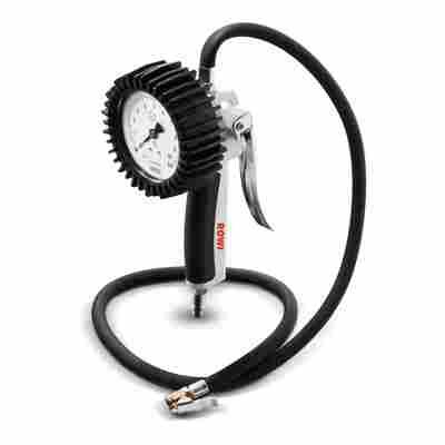 Druckluft-Reifenfüllmessgerät 'DRM 12/1 G Pro' geeicht 10 bar