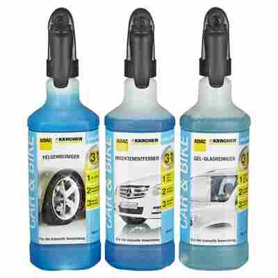 Care-Kit 3in1 à 500 ml