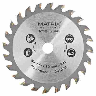 Matrix TCT-Sägeblatt Ø 85 x 120 mm