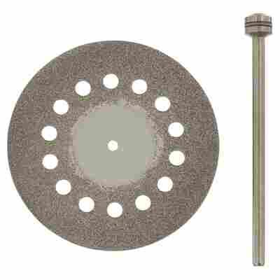 """Trennscheibe """"Micromot"""" diamantiert Ø 38 x 0,6 mm"""