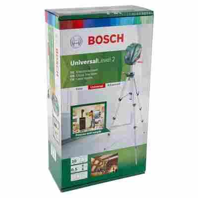Bosch Kreuzlinienlaser Universal Level 2