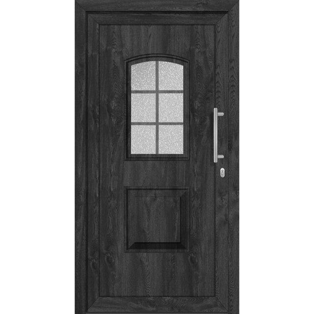 kunststoff haust r memphis wei golden oak 110x210 cm links toom baumarkt. Black Bedroom Furniture Sets. Home Design Ideas