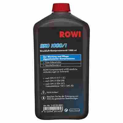 Druckluft-Kompressorenöl 1000 ml