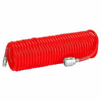 ROWI Druckluft-Spiralschlauch 8 m Ø 6 mm