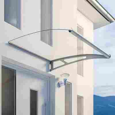 Pultbogenvordach-Erweiterungsmodul 'LT-Line XL' klar 121,8 x 142 cm