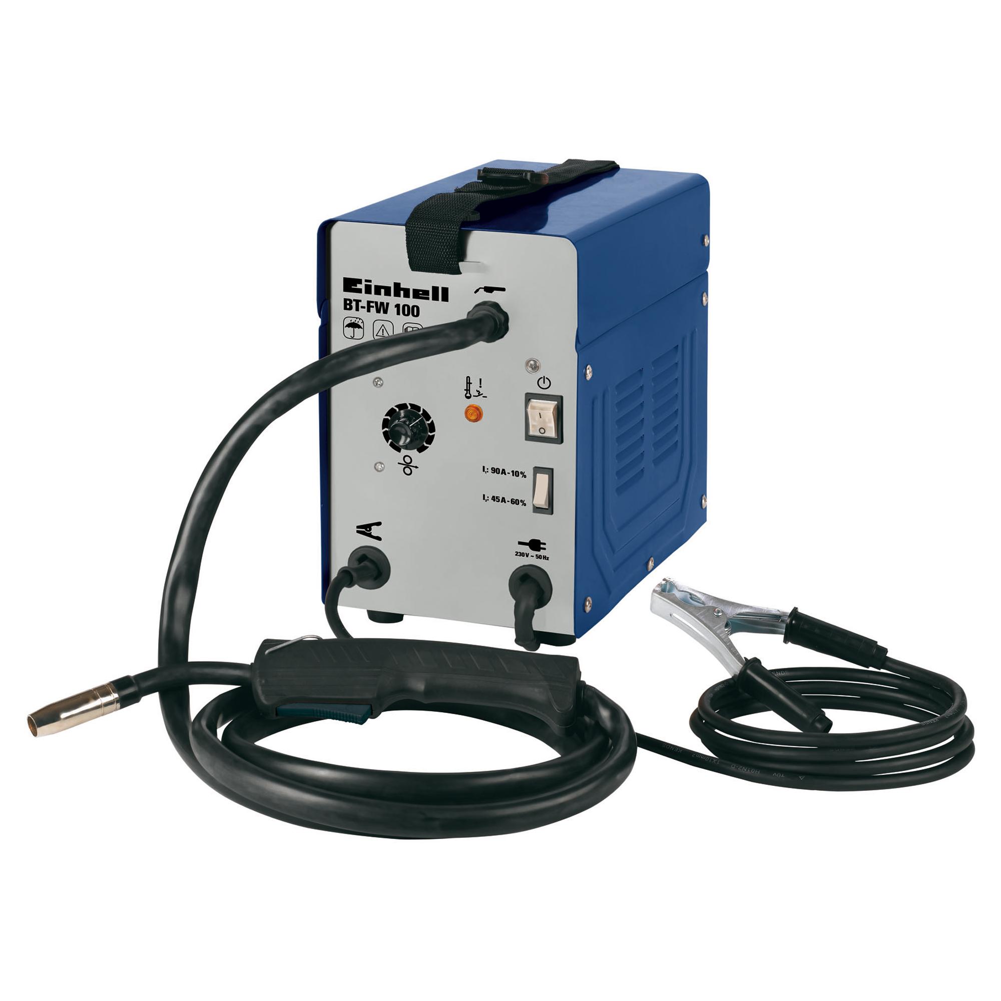 Fülldraht-Schweißgerät BT-FW 100 ǀ toom Baumarkt