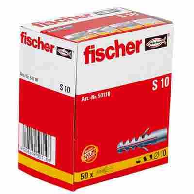fischer Dübel S 10 50 Stück