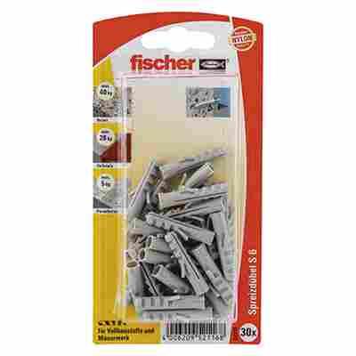 fischer Dübel S 6 30 Stück