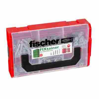 Dübel- und Schrauben-Box 'FIXtainer - Hält-Alles-Box' 240-teilig
