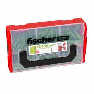 Dübel-Box 'FIXtainer - UX-Green-Box' 210-teilig